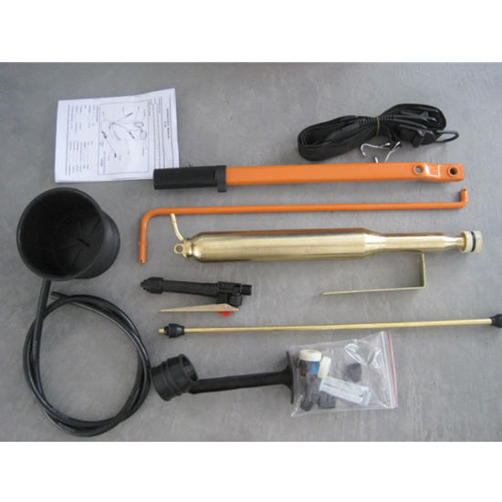 16L Jacto Brass Pump Knapsack Manual Sprayer (HT-16D-2) pictures & photos