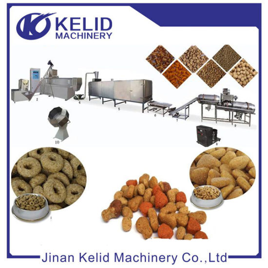 Fully Automatic Multifunctional Poultry Feeds Making Processing Equipment