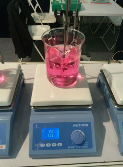 Sh-4c Ceramic Magnetic Stirrer, Hotplate Stirrer Ce Certificate pictures & photos