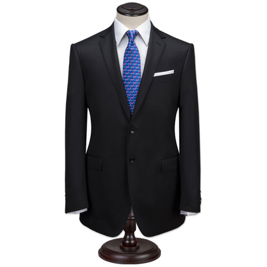 Quality Men's Bespoked Suit Custom Tailored Suits for Men