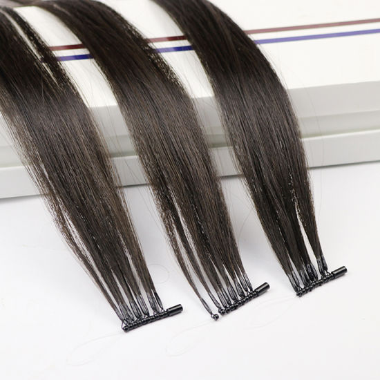 Brazilian Straight Natural Color 130% Density Virgin Human Hair Extension Grade 9A
