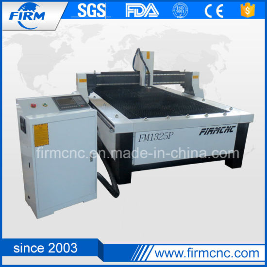 High Accuracy and Fast Speed CNC Metal Cutting Plasma Cutter pictures & photos