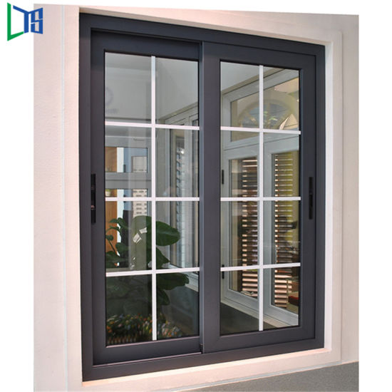 Price Philippines Used House New Design Modern Latest Grill Windows Aluminium Frame Sliding Gl Window