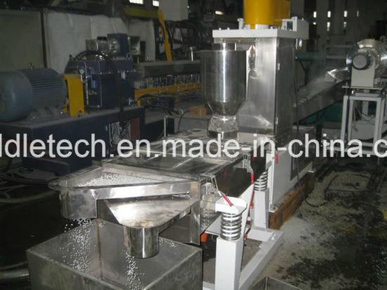 PP/PE Waste Film Granulation and Pelletizer Line pictures & photos