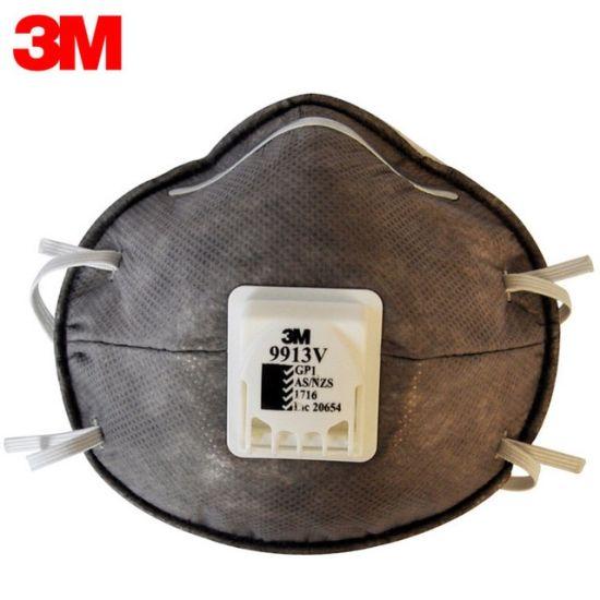 Vapor 3m Item hot Particulate Respirator Cupped Organic Relief 9913v With Valve
