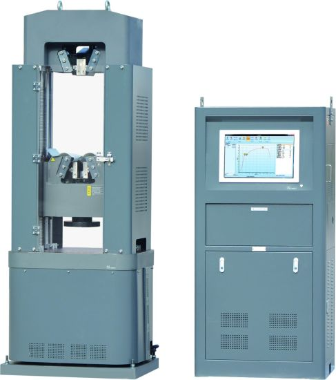 TBTUTM-1000CSI Universal Testing Machine with PC and Servo control type pictures & photos