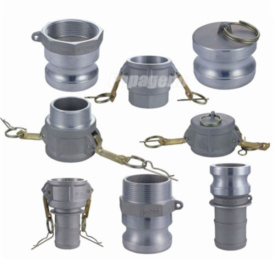 Stainless Steel Coupling Type a/B/C/D/E/F/DC/Dp