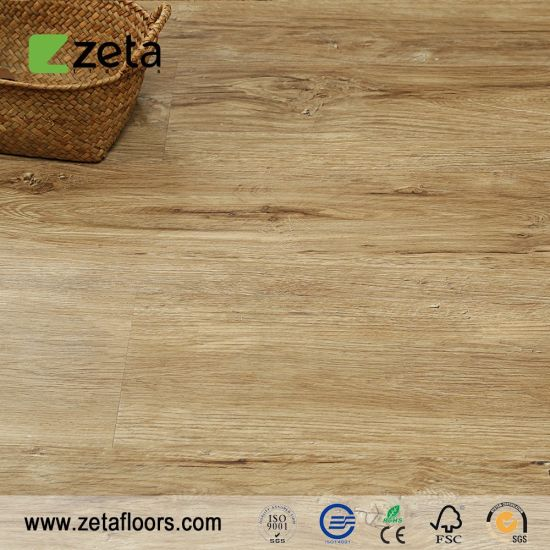 Hot Sale 7mm Thickness Noise Prevention WPC Flooring