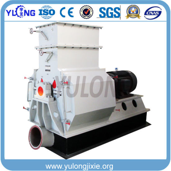 High Efficient Wood Hammer Crusher with CE pictures & photos