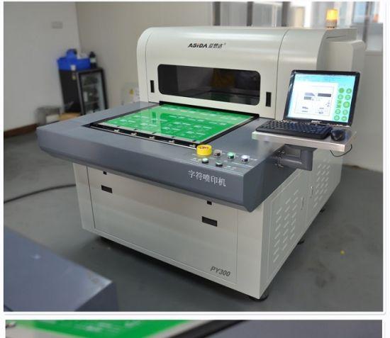 Asida Brand Legend Printer for PCB Silk Printing (ASIDA-LJ101B)