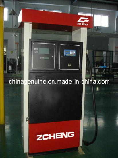 Zcheng Filling Station Fuel Dispenser Single Pump