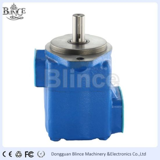 China 20vq/25vq/35vq/45/Vq Hydraulic Sigle Vane Pump for Walking Machinery pictures & photos