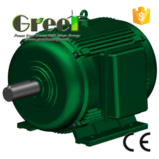 Permanent Magnet Generator 5kw 50rpm Alternator for Wind Turbine pictures & photos