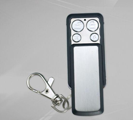 868MHz Metal Keychain for Alarm System