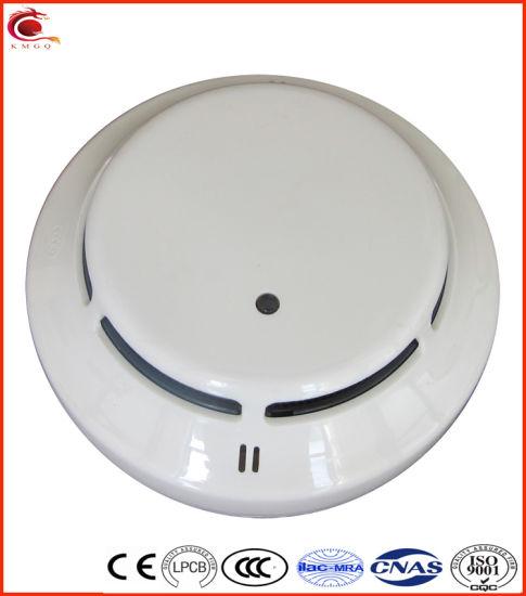 China Spot Type Photoelectric Smoke Detector Fire Alarm China