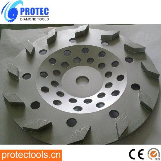 HTC Metal Grinding Pads/HTC Diamond Polishing Pads/PCD Grinding Pads/Polishing Tools/Grinding Pad/Grinding Wheel/Grinding Disc/Polishing Tool/Polishing Pads 3