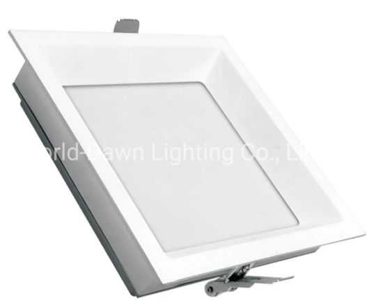 Recessed 18W Square Bottom Emitting Series SMD LED Downlight pictures & photos