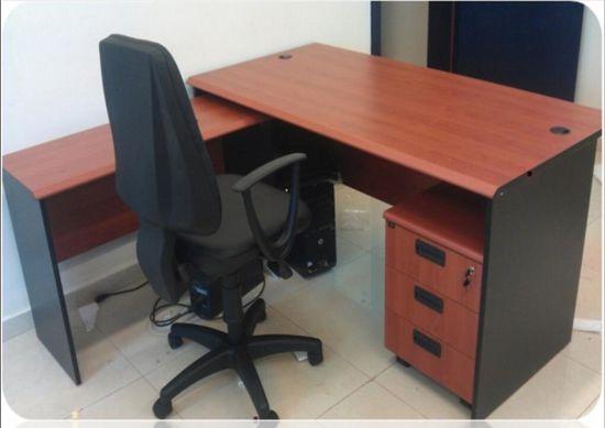 Malaysia Cherry Office Table Fec8312