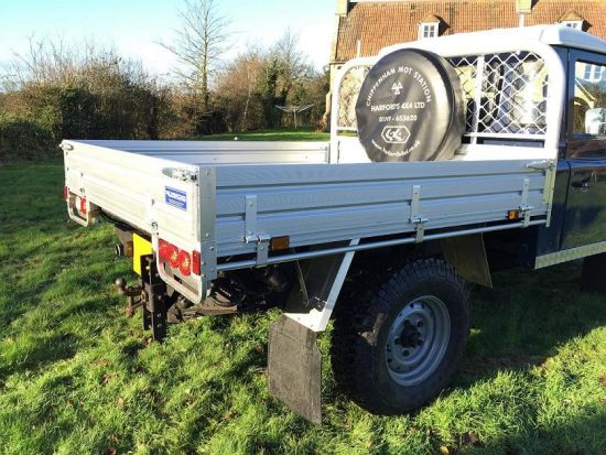 Aluminium Dump Truck Body pictures & photos