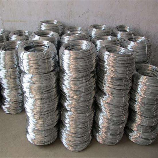 China Shengteng Brand Hot Sale Electric Galvanized High Carbon Spring Steel Wire