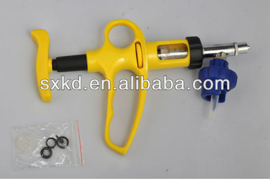 Automatic Veterinary Continuous Syringe (B-Type) pictures & photos