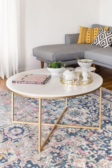 Sample Design Coffee Table Set Living Room Furniture China