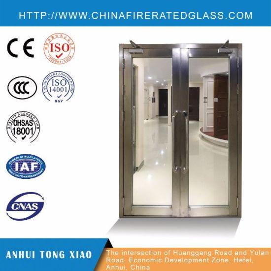 Factory Export Fire Rated Glass Door