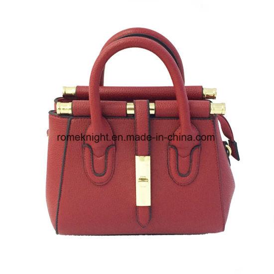 38924758699d 2018 New Fashion Lady Handbag Red Portable Fashionable Designer Handbag