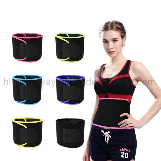 Sport Waist Trainer Belt for Body Shaper Weight Loss Workout Fitness Waist Trainer