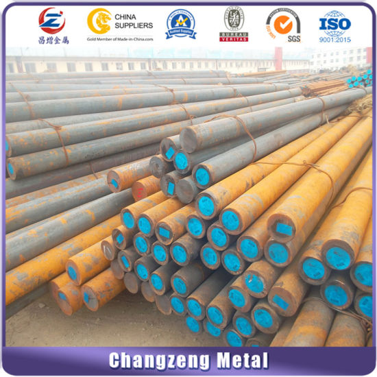 10# Q235 Hot Rolled Steel Round Rods (CZ-R19) pictures & photos