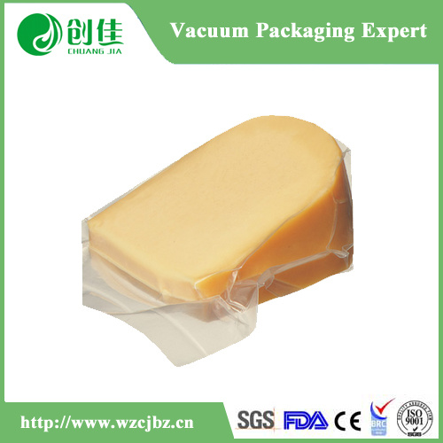 PA/PE Three Side Seal Clear Plastic Food Package Vacuum Bag Plastic Bags pictures & photos