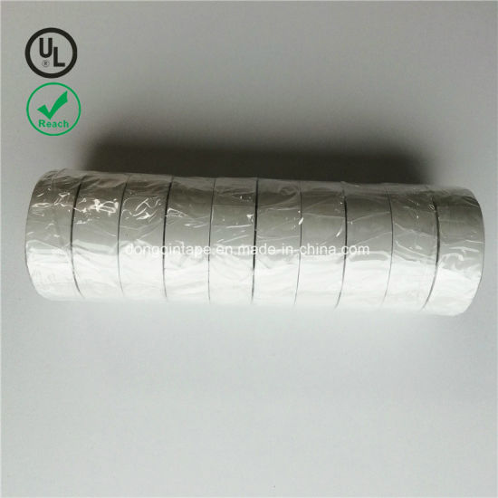 PVC Electrical Tape, RoHS Reach Approval Inductrial Tape Insulation Tape (19mm*5m/10m/20m) pictures & photos