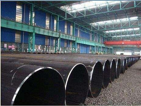 API X60 X65 LSAW Steel Pipe