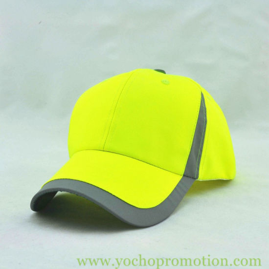 927a0609a97 China Manufacturer Wholesale Promotional Fluorescent Green Dry Fit Sport  Hats Golf Baseball Cap