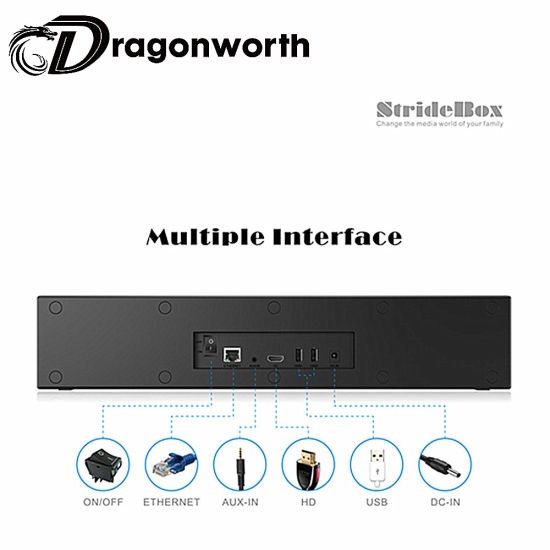 China S905X Stridebox Z1 PRO Best Android Smart TV Box Support