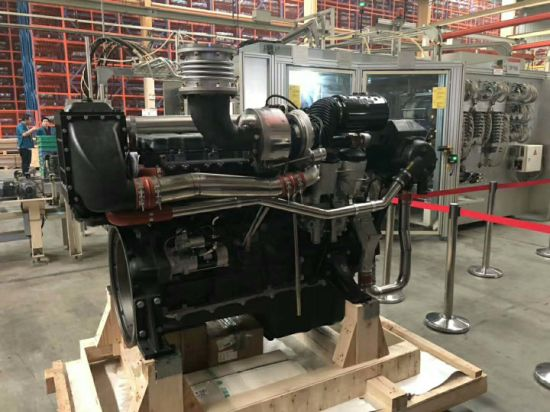 Sinotruk and Man Engine Mc11 Mc13 Diesel Marine Engine for Boat Ship