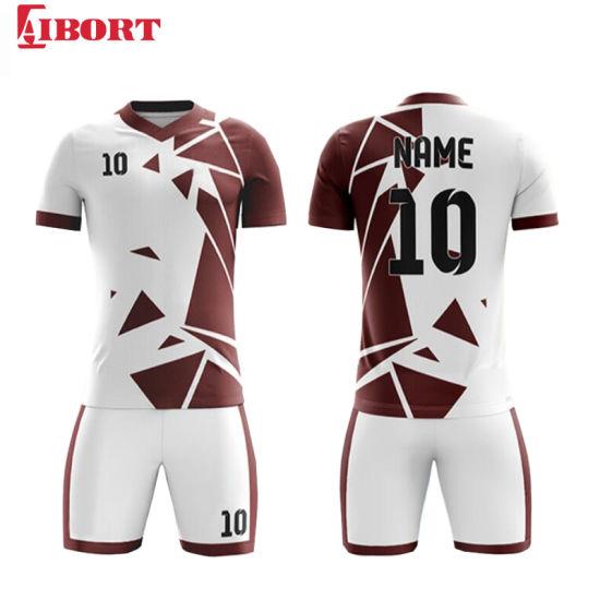 Aibort New Soccer Sets Men Kids Football Jerseys Outdoor Sports Soccer Jerseys (J-SC025 (1))