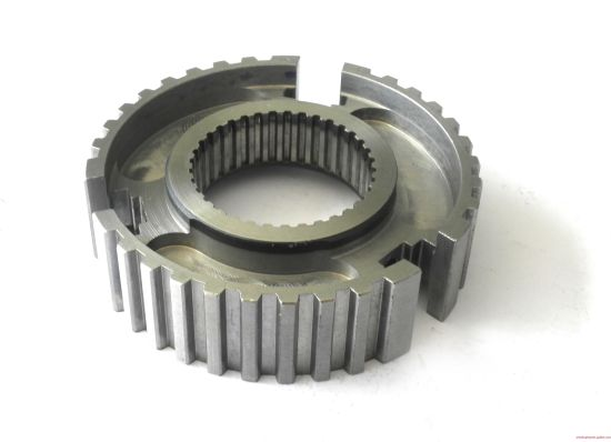 Sintered Auto Clutch Gear Hub Transmission Coupling