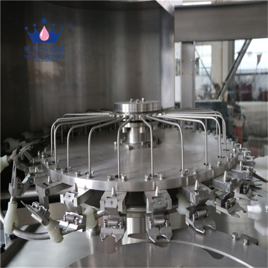 Automatic Plastic Bottle Mineral Drinking Water Bottling Filling Machine for Small Scale pictures & photos