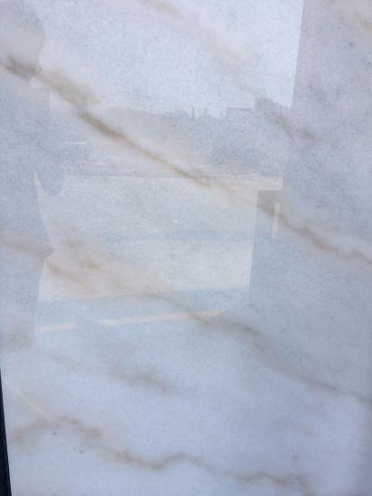 China Carrara Marble Slab for Kitchen/Bathroom/Wall/Floor
