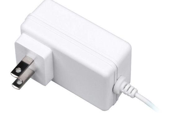 18W UL White Universal AC/DC Adaptor Switching Power Supply