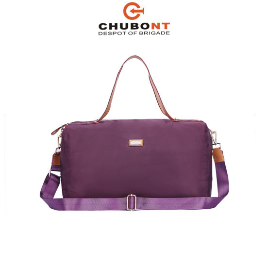 Chubont High Qualilty Fashion Nylon and Micro Fiber Travel Bag pictures & photos