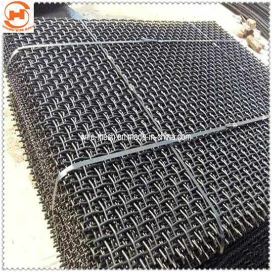 Stainless Steel Crimped Wire Mesh pictures & photos