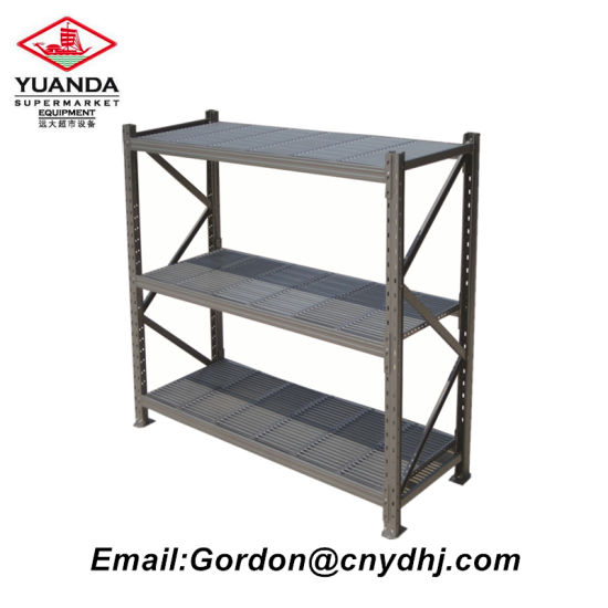 Steel Heavy Duty Cold Storage Shelf Racking for Warehouse