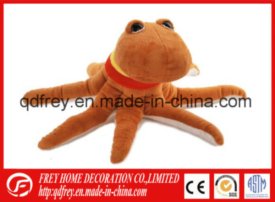 CE Soft Baby Toy of Plush Octopus/Inkfish
