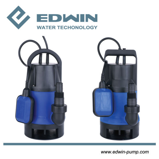 Plastic Garden Submersible Pump for Dirty Water pictures & photos