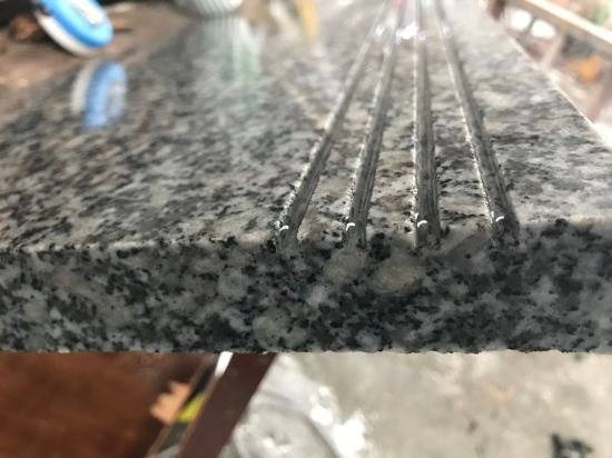 Polished Light Grey Granite G602 Stairs pictures & photos