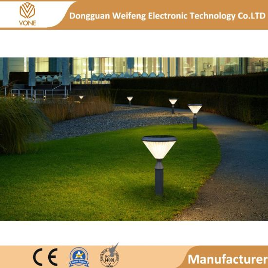 Factory Directly Supply Solar Lawn Light Led Garden Lighting And Decorative Lights At Good Price