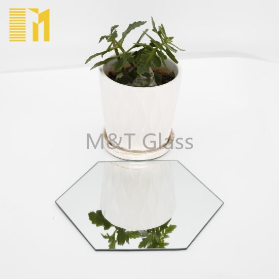 4mm Modern Style of Clear Silver Mirror for Bathroom