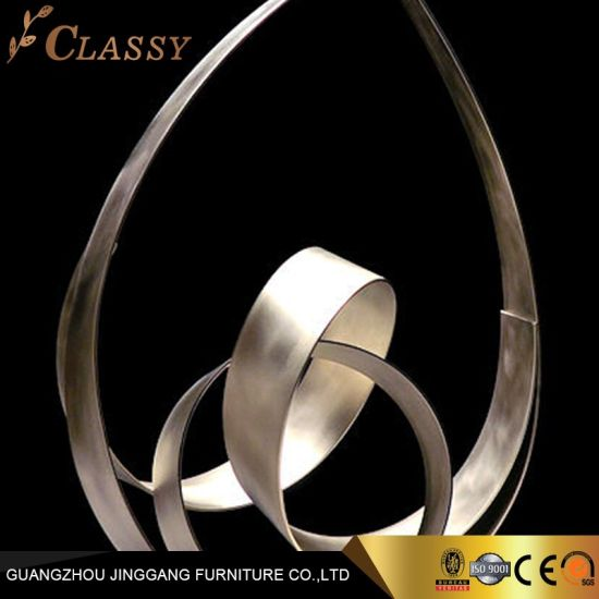 Stainless Steel Sculpture Statue Outdoor